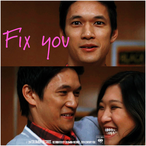 3x03 Asian F | Fix You Alternative Cover 'The Tiketanic Fusion Collection'