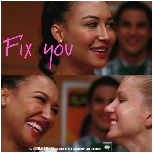 3x03 Asian F | Fix You Alternative Cover 'The Infinite Brittana Series'