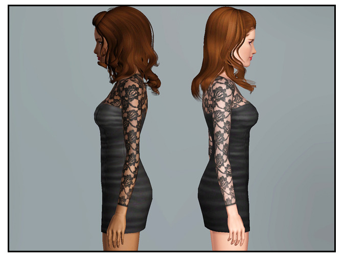 Be My Baby dress by Poseidon Tumblr_mdts9a2bMK1razk7vo3_1280