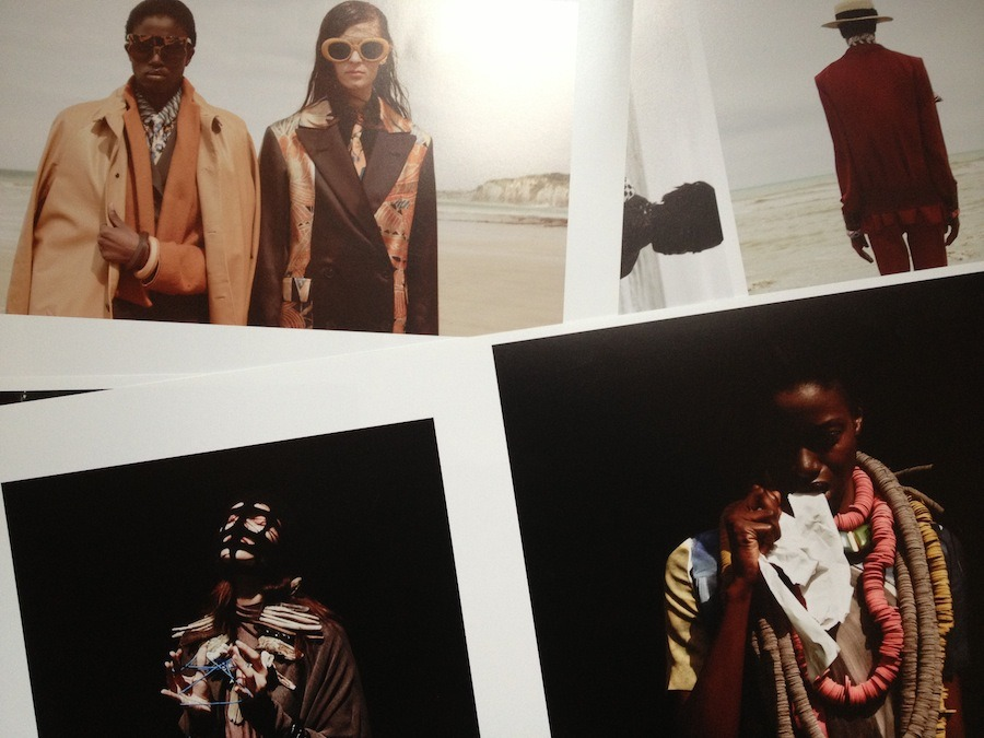 Another sneak peek of Suzie Q + Leo Siboni story for our Africa issue…