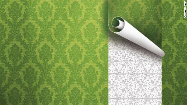 'Metapaper' blocks Wi-Fi signals. French researchers have developed a wallpaper able to block Wi-Fi signals, while still allowing FM radio waves and emergency frequencies to pass through. Known as metapaper, it is able to filter out 99% of all waves coming from the outside. Possible uses could include creating quiet spaces inside movie theaters or hospitals, or for the ultra paranoid it could be used to stop the neighbors stealing your Wi-Fi or hacking into a wireless home network. The snowflake patterned wallpaper can be covered with traditional wallpaper. The makers are pushing it as a 'healthy alternative', citing studies showing that overexposure to electromagnetic waves could cause adverse health affects.