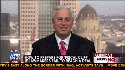 Ed Butowsky on Fox News 11-17-12 on Flickr.Flickr picture of Ed Butowsky on Fox News 11-17-12Via Flickr:bit.ly/TX5IOy Ed Butowsky, wealth manager, financial advisor, and managing partner of Chapwood Investment Management, joins Fox News to discuss what financial advisors should do to help their investor clients understand and plan for the worst with regards to the fiscal cliff.
