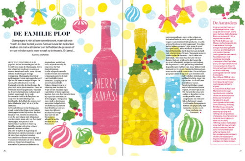 Budget bubbles illustration I did for Xmas Jamie Magazine (Dutch edition)! Here is the funny story behind the job, writtten by Marieke Verdenius, editor of the magazine: http://verdenius.blogspot.nl/2012/11/jamie-magazine-xmas-issue-part-2.html