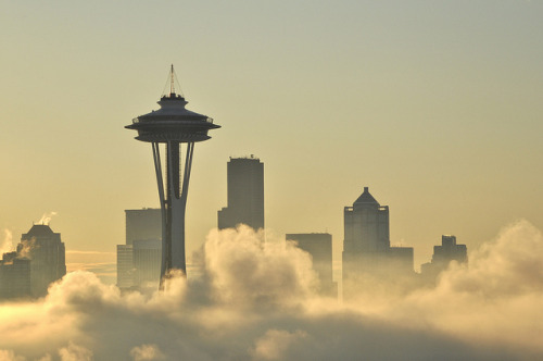 Cloud City by David M Hogan - Now on Google+ too on Flickr.