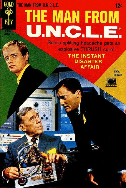 The Man From U.N.C.L.E. - The Instant Disaster Affair by MidCentArc on Flickr.