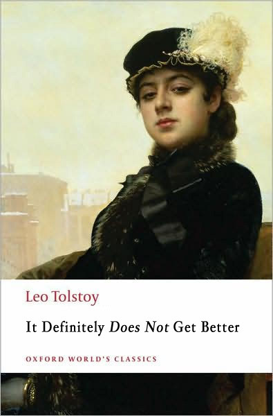 Leo Tolstoy: Anna Karenina Reader Submission: Title by Kelsey Osgood.