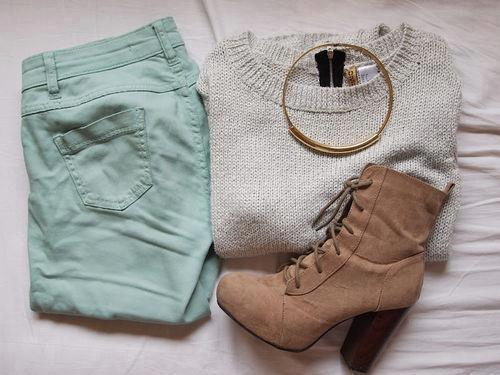 fashion-all-the-way:  I love this outfit!