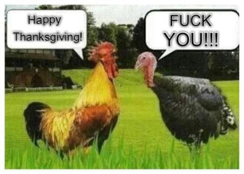 Happy Thanksgiving Folks!