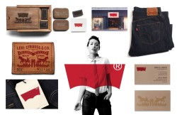 (via Levi's Integrated Branding by Turner Duckworth)