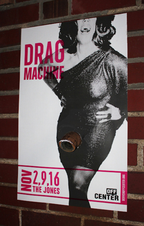 buzzfeedlgbt:  Exposed. A Denver-based drag show makes clever use of plumbing.