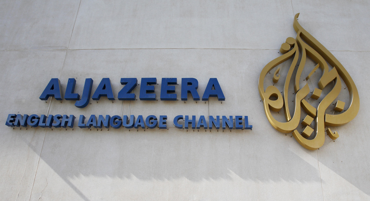 A studio used by the Al Jazeera TV network in Cairo was set on fire on Wednesday in an attack that an employee said was carried out by a mob that had been chanting slogans against the Qatari-owned station. The studio overlooks Tahrir Square and is located near the scene of violent clashes between youths and the security forces this week in which dozens of people have been injured. Those confrontations grew out of protests to mark the first anniversary of lethal street battles in the same area. The first-floor office used by Al Jazeera Mubasher Misr, a station set up after the uprising that toppled President Hosni Mubarak, was badly damaged by fire. READ ON: Al Jazeera studio in Cairo set ablaze after angry protest [File photo used]