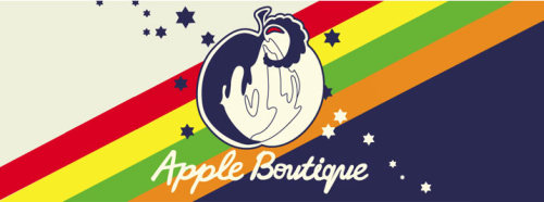The Apple Boutique was a retail store that opened on 7 December 1967, located in a building on the corner of Baker Street and Paddington Street, Marylebone, London, and that closed on 30 June 1968. The shop was one of the first business ventures made by The Beatles' fledgling Apple Corps - Wikipedia via sissydude