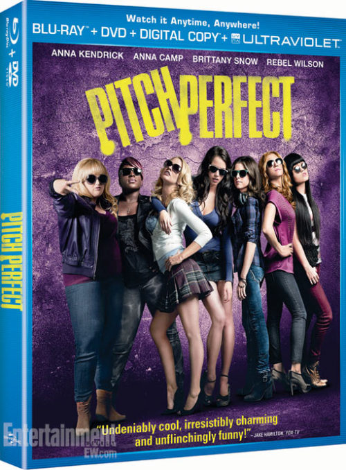 imwithkanye:  Dec 18. Pitch Perfect arrives on Blu-ray and DVD. [via]  ACA-PRE-ORDER