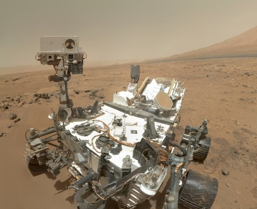 "Curiosity Rover's Secret Historic Breakthrough? Speculation Centers on Organic Molecules      Much of the internet is buzzing over upcoming ""big news"" from NASA's Curiosity rover, but the space agency's scientists are keeping quiet about the details.      The report comes by way of the rover's principal investigator, geologist John Grotzinger of Caltech, who said that Curiosity has uncovered exciting new results from a sample of Martian soil recently scooped up and placed in the Sample Analysis at Mars (SAM) instrument.      ""This data is gonna be one for the history books. It's looking really good,"" Grotzinger told NPR in an segment published Nov. 20. Curiosity's SAM instrument contains a vast array of tools that can vaporize soil and rocks to analyze them and measure the abundances of certain light elements such as carbon, oxygen, and nitrogen – chemicals typically associated with life.      The mystery will be revealed shortly, though. Grotzinger told Wired through e-mail that NASA would hold a press conference about the results during the 2012 American Geophysical Union meeting in San Francisco from Dec. 3 to 7. Because it's so potentially earth-shaking, Grotzinger said the team remains cautious and is checking and double-checking their results. But while NASA is refusing to discuss the findings with anyone outside the team, especially reporters, other scientists are free to speculate.      ""If it's going in the history books, organic material is what I expect,"" says planetary scientist Peter Smith from the University of Arizona's Lunar and Planetary Laboratory. Smith is formerly the principal investigator on a previous Mars mission, the Phoenix lander, which touched down at the Martian North Pole in 2008. ""It may be just a hint, but even a hint would be exciting.""      Smith added that he is not in contact with anyone from the Curiosity team about their results and offered his assessment as an informed outside researcher.      Organic molecules are those that contain carbon and are potential indicators of life. During its mission, Phoenix heated a sample of soil to search for organics but these efforts were stymied by the presence of perchlorates, chemical salts that sit in the Martian soil. Perchlorates react to heat and destroy any complex organic molecules, leaving only carbon dioxide, which is abundant in the Martian atmosphere.      The Viking landers, which explored opposite sides of Mars in the late 1970s, also conducted a search for organic molecules and came up empty. For decades afterward, astronomers considered Mars to be a dead planet, with conditions not very conducive to life. After the results from Phoenix, scientists realized that perchlorates were probably messing with those earlier findings as well, and could account for their negative outcome.      Curiosity's suite of laboratory instruments are able to slowly heat a sample in a way that doesn't trigger the perchlorates. They can also weigh any molecules present, determining how much carbon, oxygen, and hydrogen they are made from. Simple organic compounds wouldn't be completely shocking, said Smith, since these probably come from meteorites originating in the asteroid belt and probably are around on present-day Mars. But they would indicate that the building blocks for life are present on Mars and might only need the addition of water, which Mars had in the past, in order to produce organisms.      ""If they found signatures of a very complex organic type, that would be astounding,"" said Smith, since they would likely be leftovers from complex life forms that once roamed Mars. But the odds of finding such a startling result in a sample of sand scooped from a random dune are ""very, very low,"" Smith said.      Smith cautioned against speculating too much, since rumors have a way of spreading rapidly when it comes to any discussion of potential life on Mars. During his tenure on the Phoenix mission, his team was evaluating the interesting perchlorate results, which they kept secret during analysis. Rumors got out and then became worse when some unsubstantiated report claimed a member of his team meeting was meeting with the White House.      ""When you keep things secret, people start thinking all kinds of crazy things,"" he said."