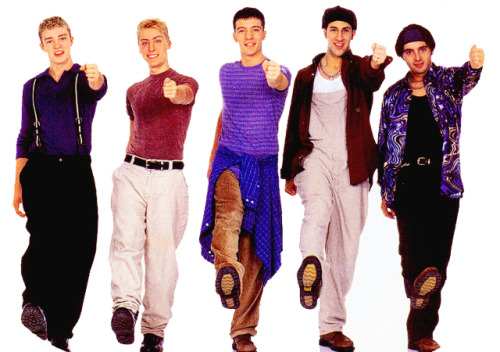 Known for their coordinated dance moves, Nsync started practicing as early as 1997!