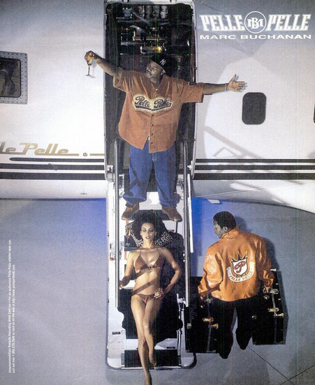The 90 Best Hip Hop Fashion Ads of the '90s