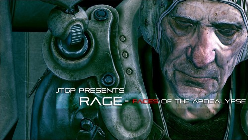 "notrl:  ""Faces of the Apocalypse Series"" - RAGE JTGP"