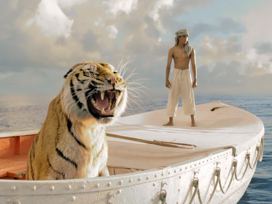 Life nparts:  Film Review: Life of Pi Based on Yann Martel's extraordinary, 2001 Booker-winning novel, Life of Pi has been in development so long that film has grown another dimension in the meantime. Actors, writers and directors have come and gone. At one point, M. Night Shyamalan was attached. Then (twist!) he left. The good news is it was worth the wait. Read the full review here: natpo.st/Y2ysdO