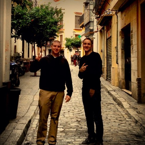 @shawnsteets @ae20pizz #spain #seville