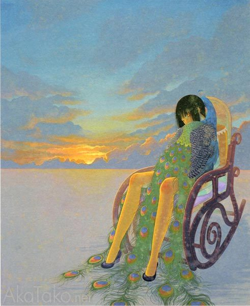 """Dawn""by Fuco Ueda"