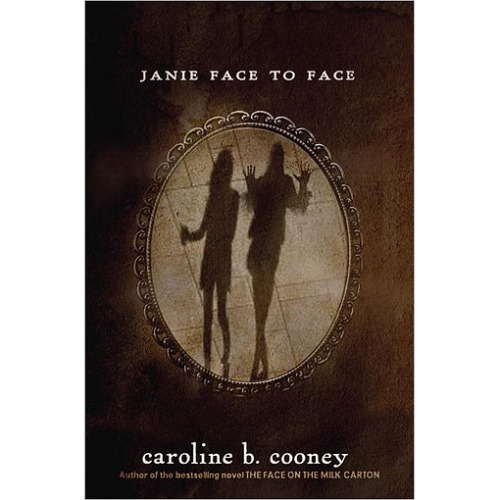 Mind-blower #1: Caroline B. Cooney has written another sequel to The Face on the Milk Carton, starring kidnapped teen Janie Johnson. Mind-blower #2: Wait, there's also a fourth book in the series, released this past May! Where have we been?!
