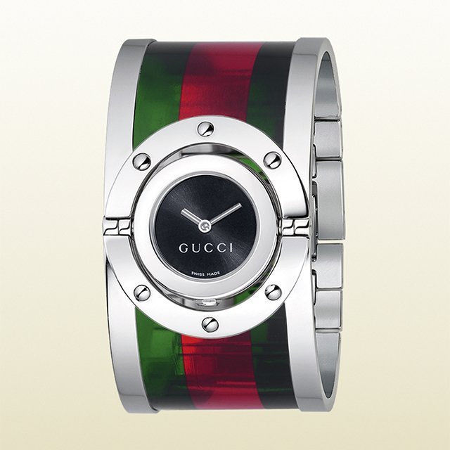 Twirl Watch by Gucci