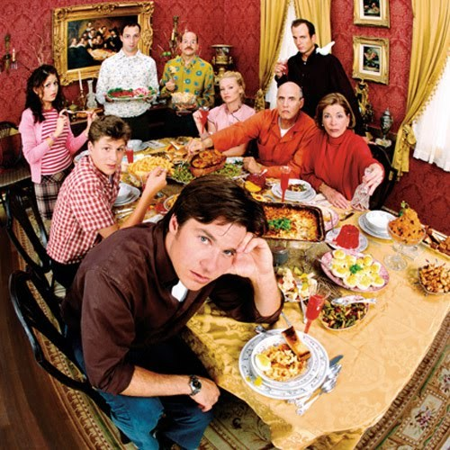 thebluthcompany:  Happy Thanksgiving from the Bluth Family!