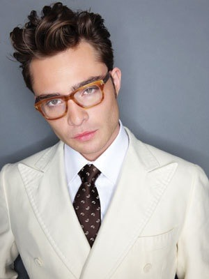 Ed Westwick I don't know why but I find you incredibly attractive. Perhaps because the more I watch, the more I love Chuck.