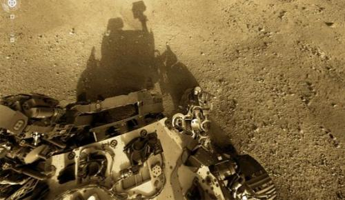 "Waiting and waiting to hear what Curiosity`s big discovery on Mars is. 8bitfuture:  Mars discovery could be ""one for the history books"". NASA's Curiosity rover has made a discovery that, if verified, could be huge news… apparently. NASA remain tight lipped about exactly what it is, until further testing verifies the data.   ""This data is gonna be one for the history books,"" John Grotzinger, the rover mission's principal investigator, told NPR last week for a the buzz-inciting segment that aired today. ""It's looking really good.""   What we do know is that the data comes from a soil sample analyzed by the rover's Sample Analysis at Mars instrument, an on-board lab known as SAM, so if the data holds up to further testing it appears possible, and perhaps likely, that it is a discovery of an element on Mars previously thought not to exist on the Red Planet."