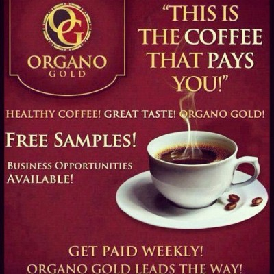 This is the coffee that pays! Inbox me let me tell you how…. TyeGordon@me.com