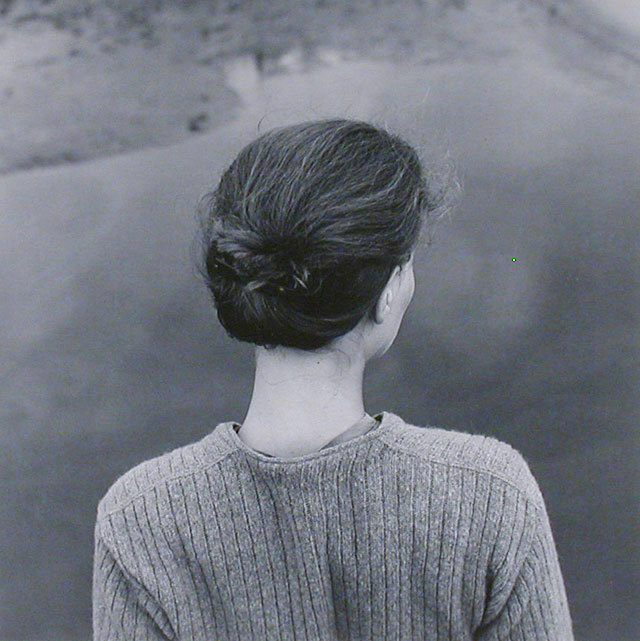 "The Nape by Emmet Gowin ""We know more than we say…We tell those things that we feel have a chance poetically of fitting back into life."" - Emmet Gowin Read his interview in American Suburb X here"
