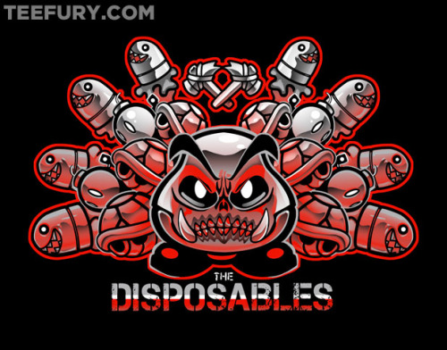Ahahah, Teefury's shirt of the day.