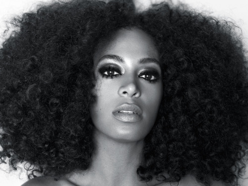 "Next week, Solange Knowles (sister of Beyonce), will release a brand new EP called True, and you can hear ""Lovers in The Parking Lot,"" a lovely, very satisfying song from it, now. Photo: Elias Tahan/Courtesy of Roc Nation"