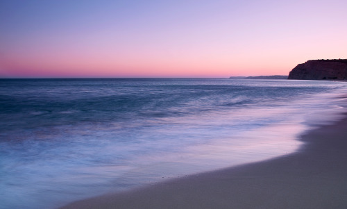symphony-of-the-elements:  Purple sunrise by ~goshas