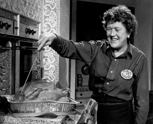 Let Julia Child try to teach you how to cook in 10 episodes of The French Chef. Hopefully before you start plopping cranberry sauce out of cans.