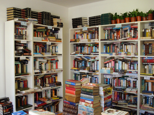 booksdirect:  You can never have too many books.