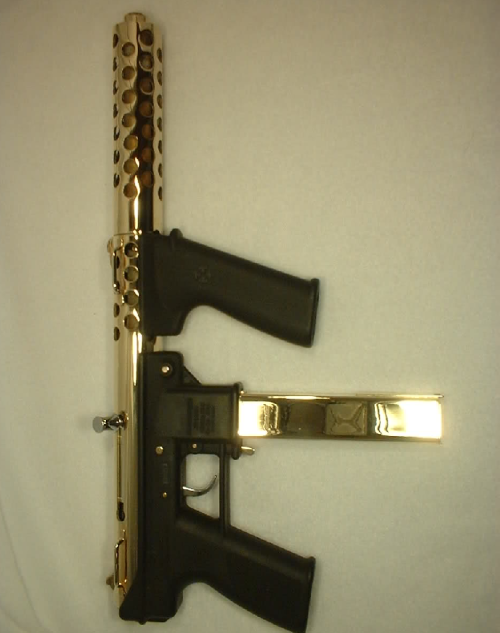 Gold Interdynamic KG-99