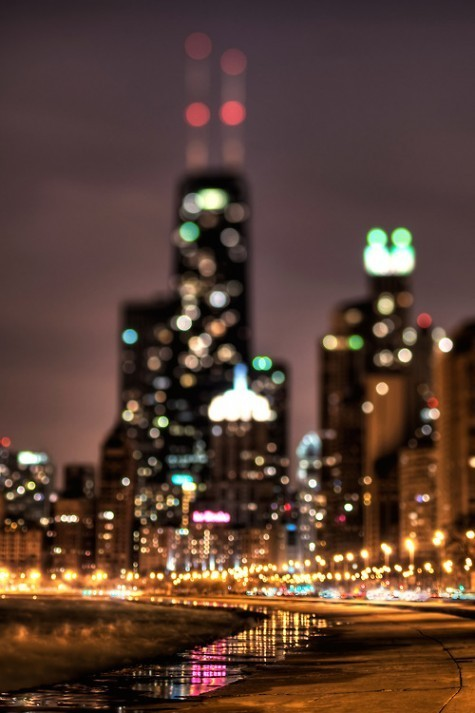 a-daydreamaway:  city lights | Tumblr on @weheartit.com - http://whrt.it/TcCRFb
