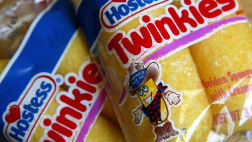"A federal bankruptcy judge has approved Hostess' plan for an ""orderly wind-down,"" clearing the way for the company to start selling off the rights to products like Twinkies, Wonder Bread and Ding-Dongs. 15,000 layoffs are expected. Photo: Justin Sullivan / Getty Images"