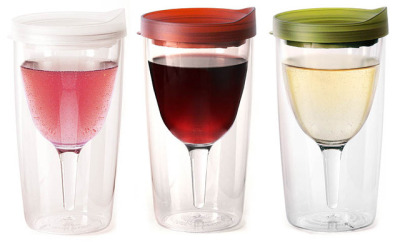 laughingsquid:  Vino2Go, Adult Sippy Cups For Wine