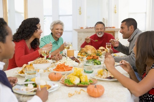 5 Tips For A Great Thanksgiving What if we could make this Thanksgiving less stressful, more fun, and actually be able to enjoy ourselves, appreciate our family and friends (even the ones who drive us nuts), and focus on what we're thankful for in a genuine way?