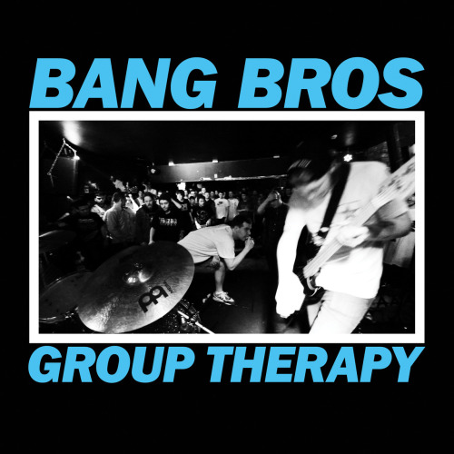 "I put the Group Therapy 7"" up for download as well since it's almost sold out. I Drink Milk still has a couple of copies and we've a few as well so pick one up before it's gone forever. Or don't. http://bangbros.bandcamp.com/album/group-therapyhttp://idrinkmilk.bigcartel.com/product/bang-bros-group-therapy-7"
