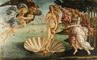 arabianflights:  The Birth of Venus (Nascita di Venere)…