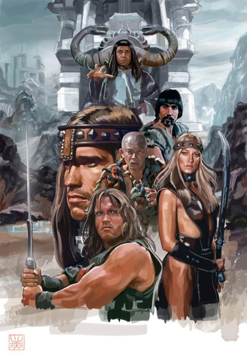 kgthunder:  Conan the Barbarian (1982)