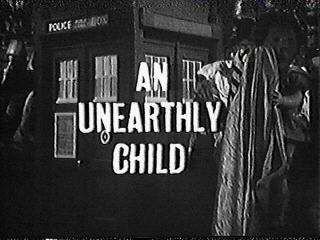 mandarinsouffle:  The very first episode of Doctor Who - 1963 Where would I be without this amazing show?