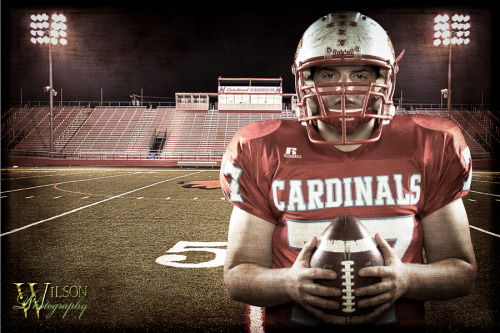 Webb City Cardinals play in State Championship game in St, Louis, Mo. on 11/24/12