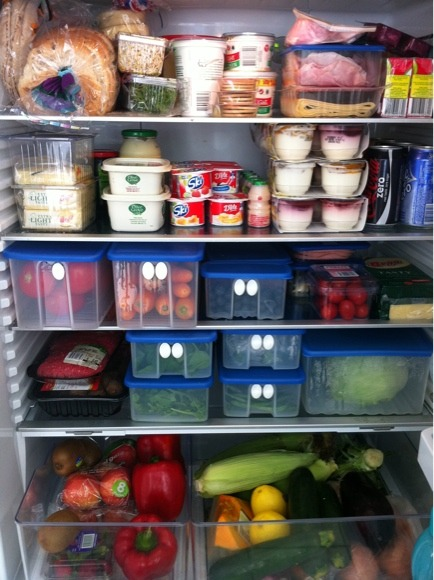 tighttummy:  healthysideoflife:  abdominal-love:  Fridge porn!!!!!!!!  Hope to have a fridge like this one day!  I can haz?