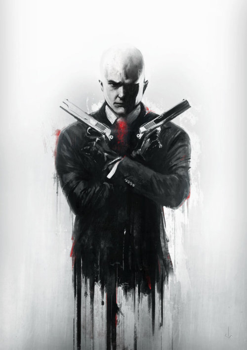 geeksngamers:  Hitman Absolution - by Josh Summana