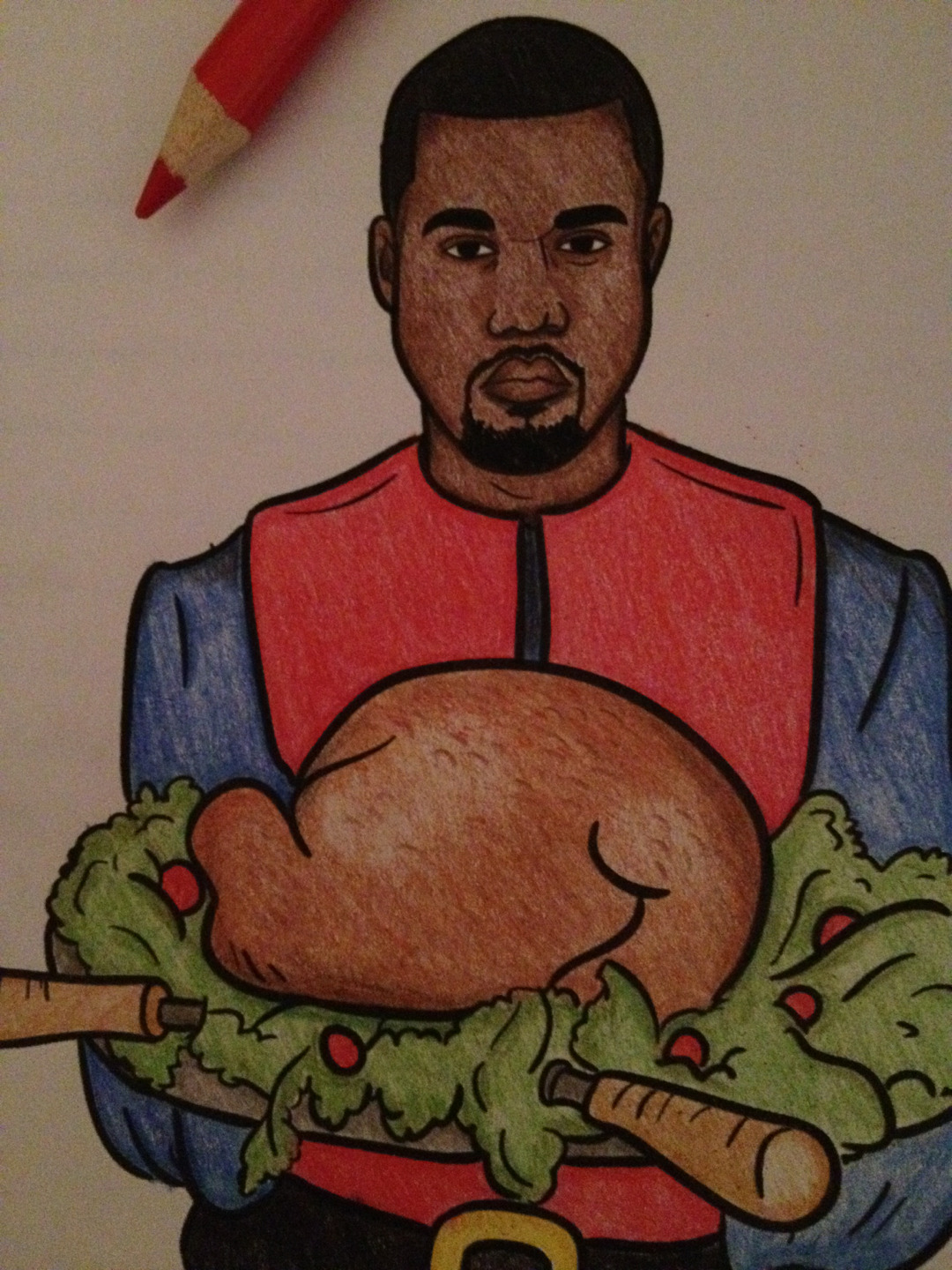 rev:  Happy Thanksgiving (via RapColoringBook)
