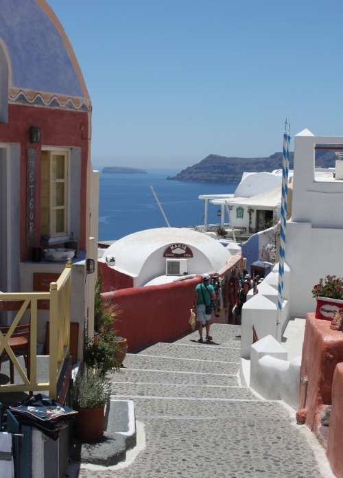 Wonderful view - Oia, Santorini